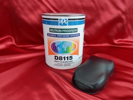 PPG D8115 MATT CLEARCOAT 主剤 | HOUSE of KOLOR正規代理店 AIWA
