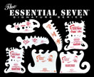 ESSENTIAL SEVEN  「ALL SEVEN」